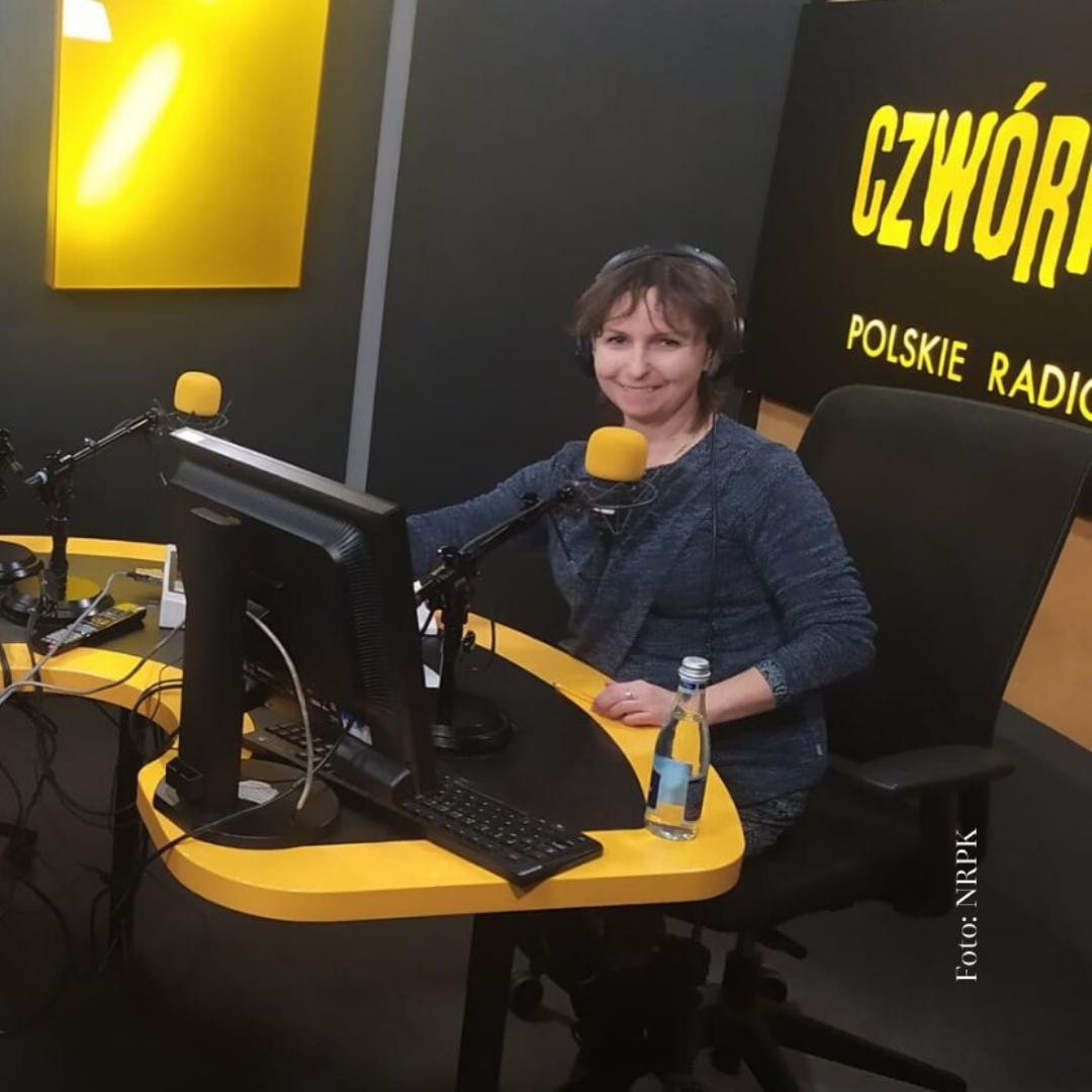"""Tomasz Grabowski OP, Remigiusz Remo Łupicki i Małgorzata Bartas-Witan w audycji """"Muzyka Dobrego Słowa"""""""
