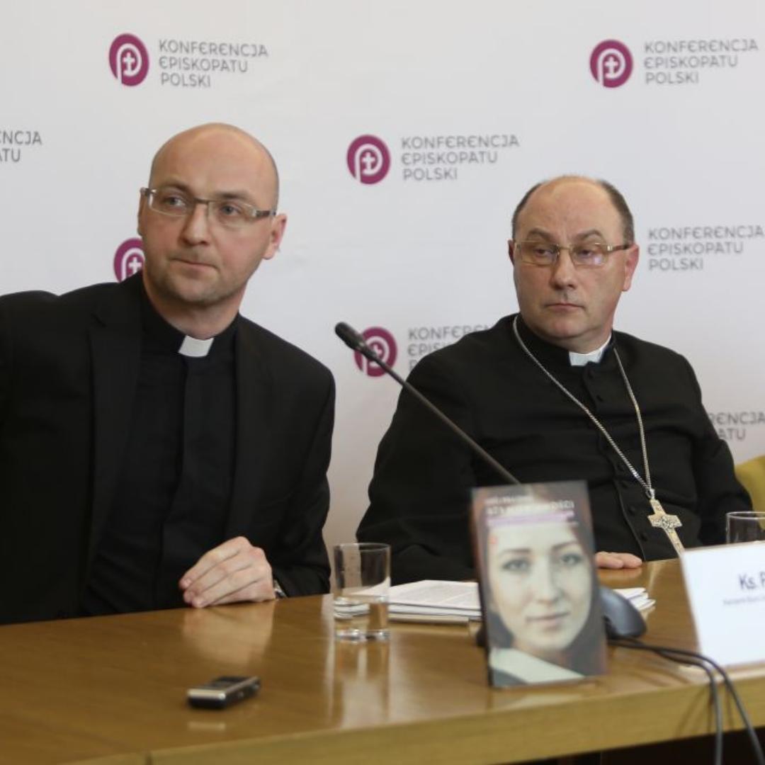 """Konferencja pt. Pomoc zranionym w Kościele i premiera książki """"Łzy niewinności"""""""
