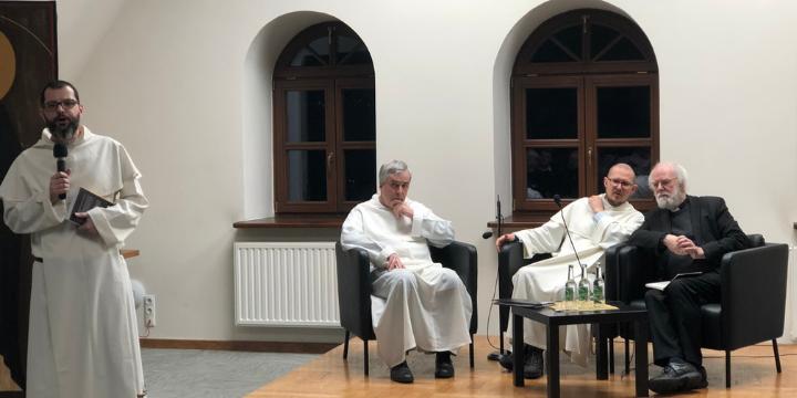 Abp Rowan Williams był naszym gościem we Wrocławiu i w Krakowie