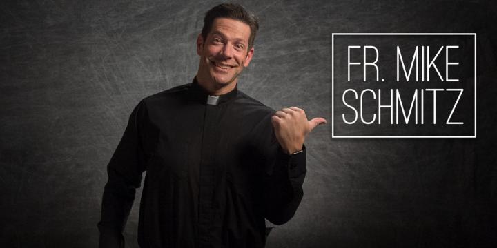 Ksiądz Michael Schmitz – poznajcie naszego nowego autora