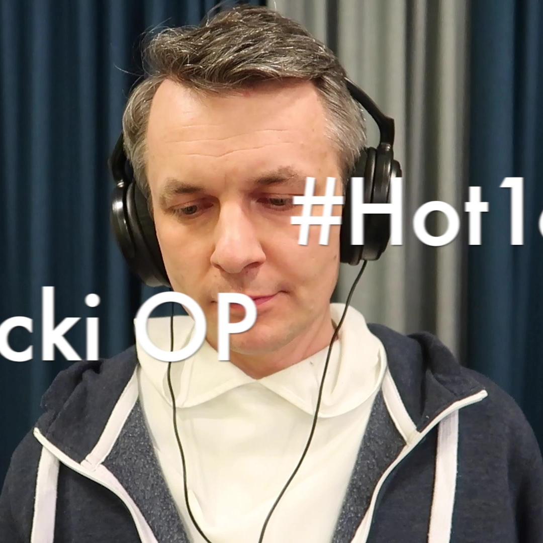 #Hot16Challenge2 Roman Bielecki OP