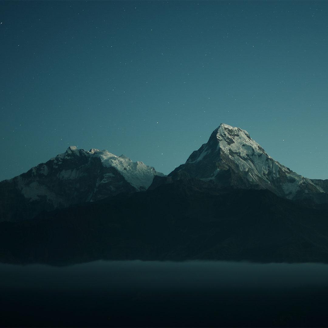 W cieniu wielkiej Góry