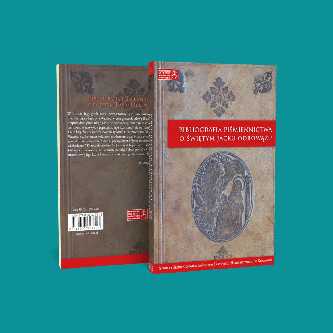 Bibliografia piśmiennictwa o świętym Jacku Odrowążu
