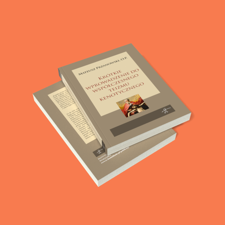 Krótkie wprowadzenie do współczesnego teizmu kenotycznego