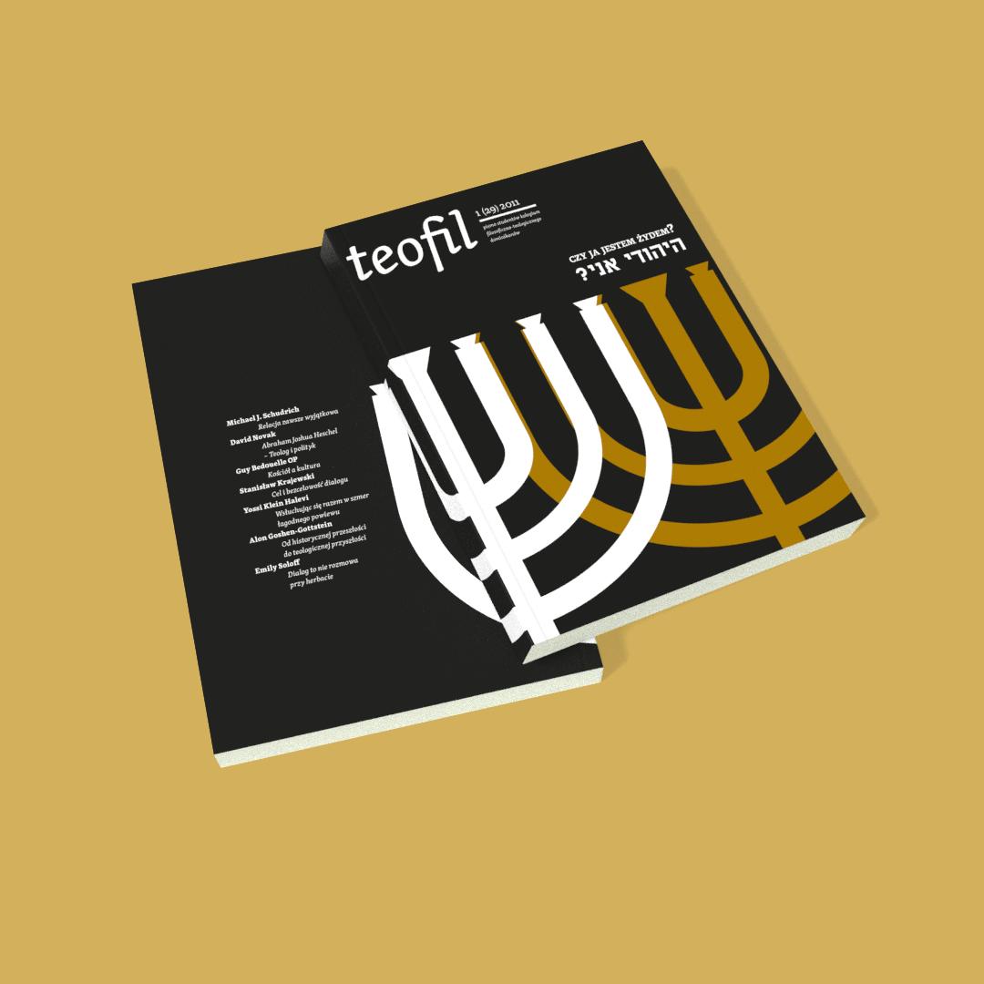 Teofil 1 (29) 2011 Czy ja jestem Żydem?