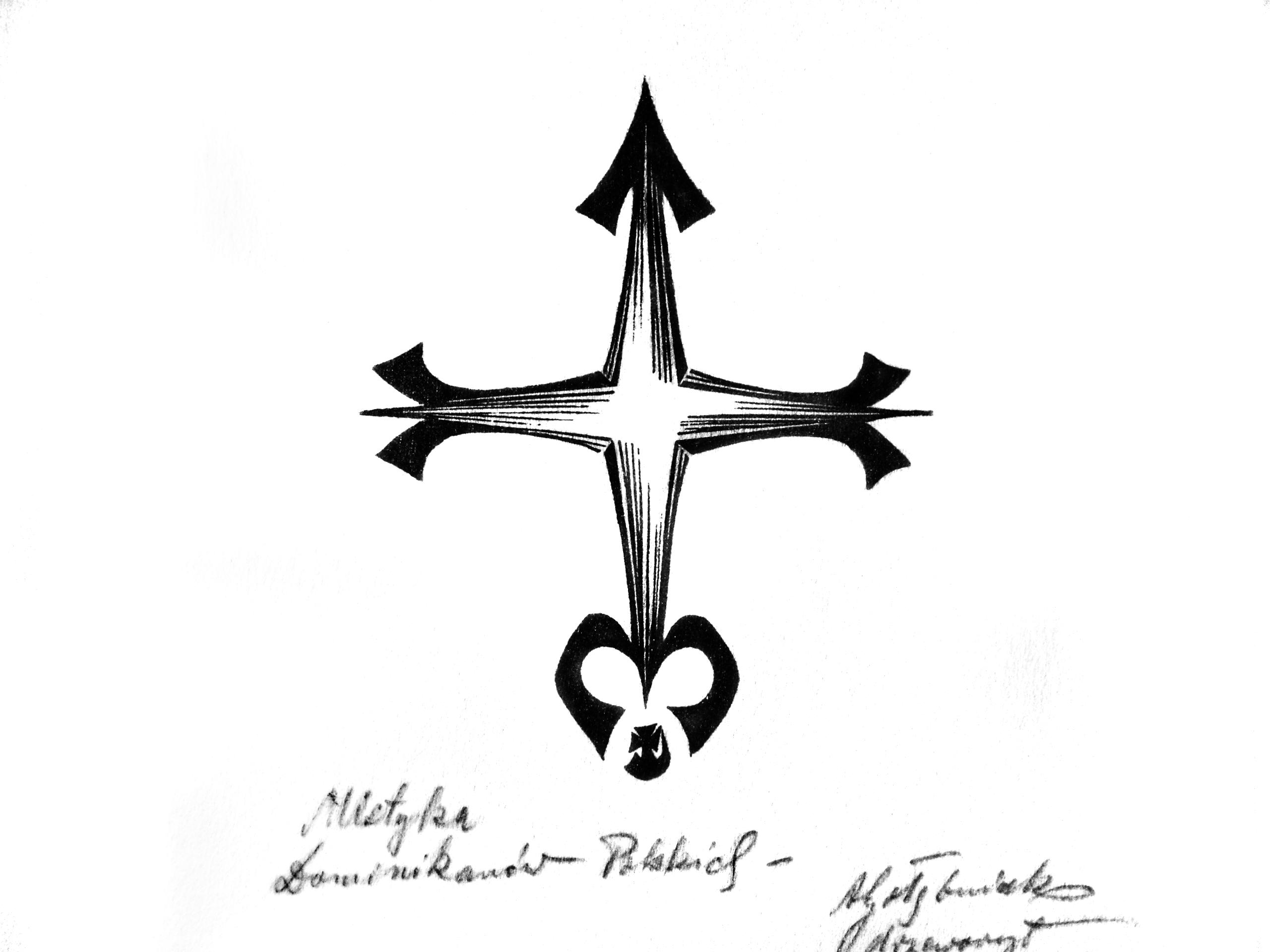 """Logo serii """"Mistycy nadreńscy""""."""
