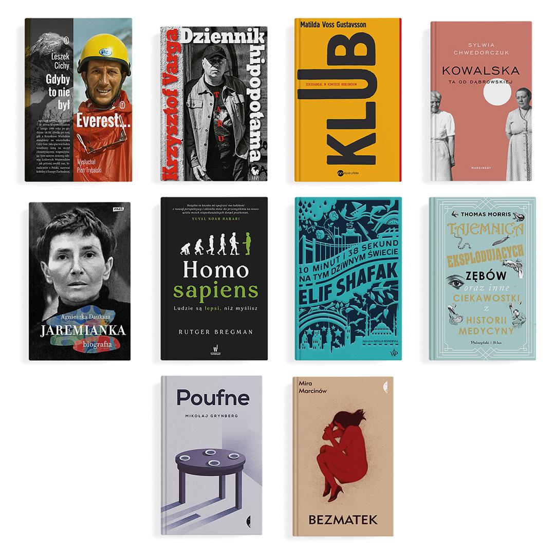 Książki z ich półki