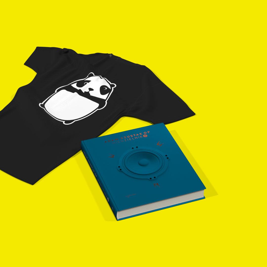 Pakiet: Niedzielnik B. Komentarze do czytań + koszulka