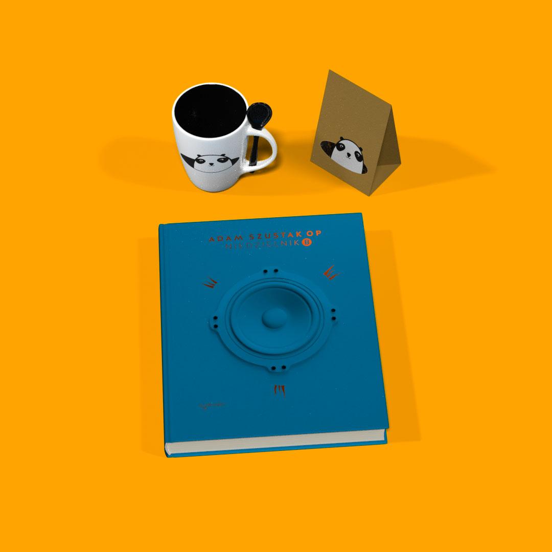 Pakiet: Niedzielnik B. Komentarze do czytań + kubek z łyżeczką + herbata
