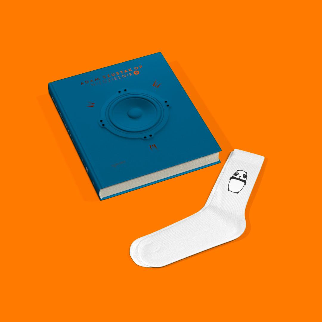 Pakiet: Niedzielnik B. Komentarze do czytań + skarpetki