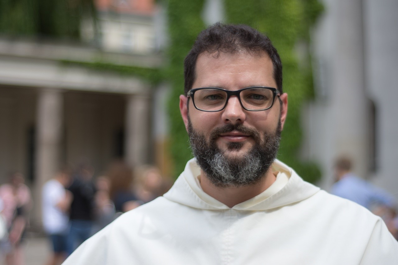 Rozmowa o mszy św. z Tomaszem Grabowskim OP