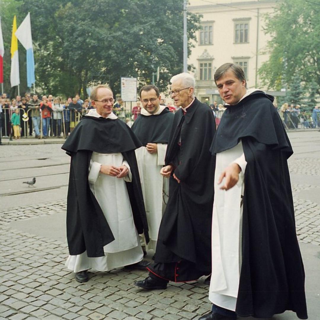 Maciej Zięba OP – wspomnienie