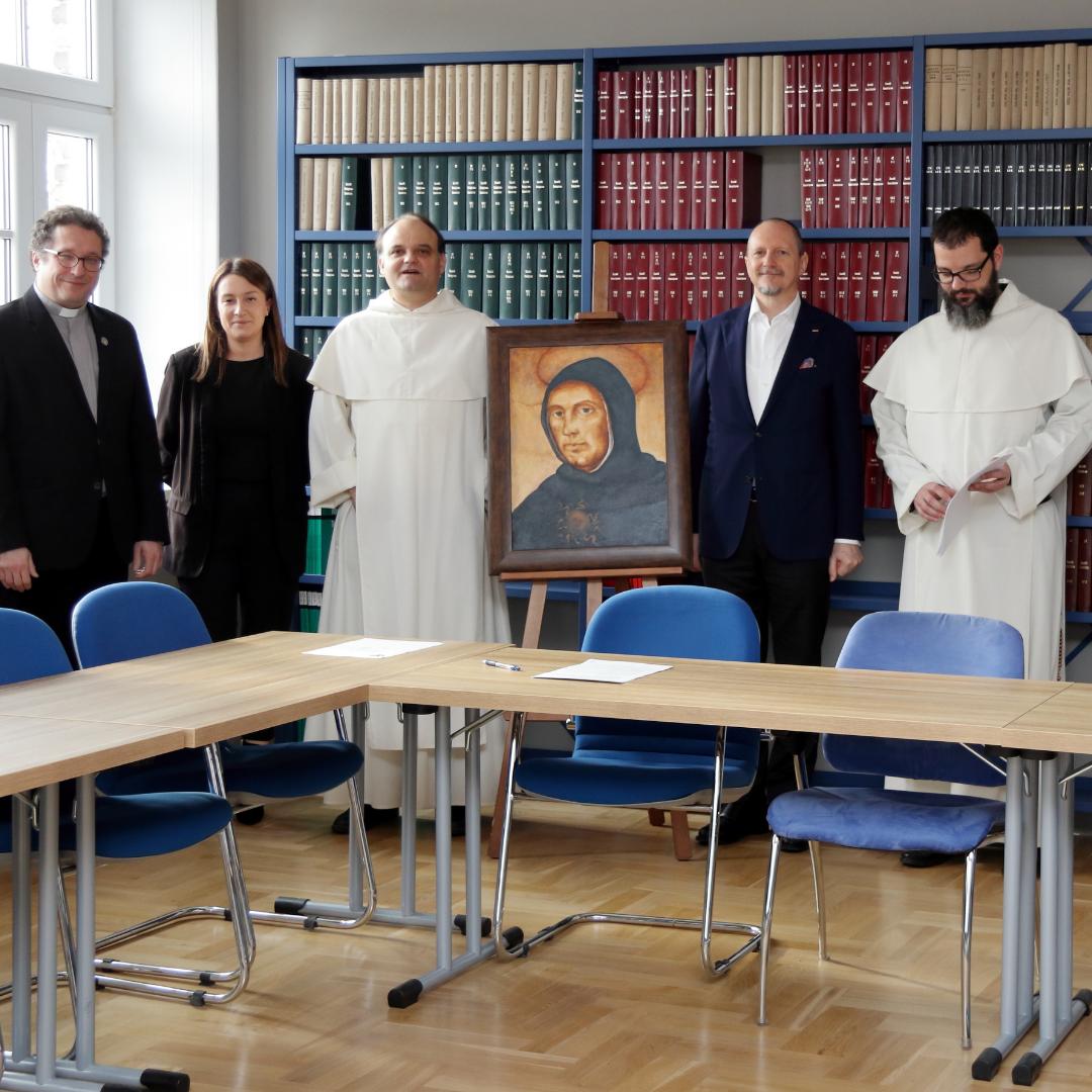 Historyczny projekt – Dzieła wszystkie św. Tomasza z Akwinu – po polsku