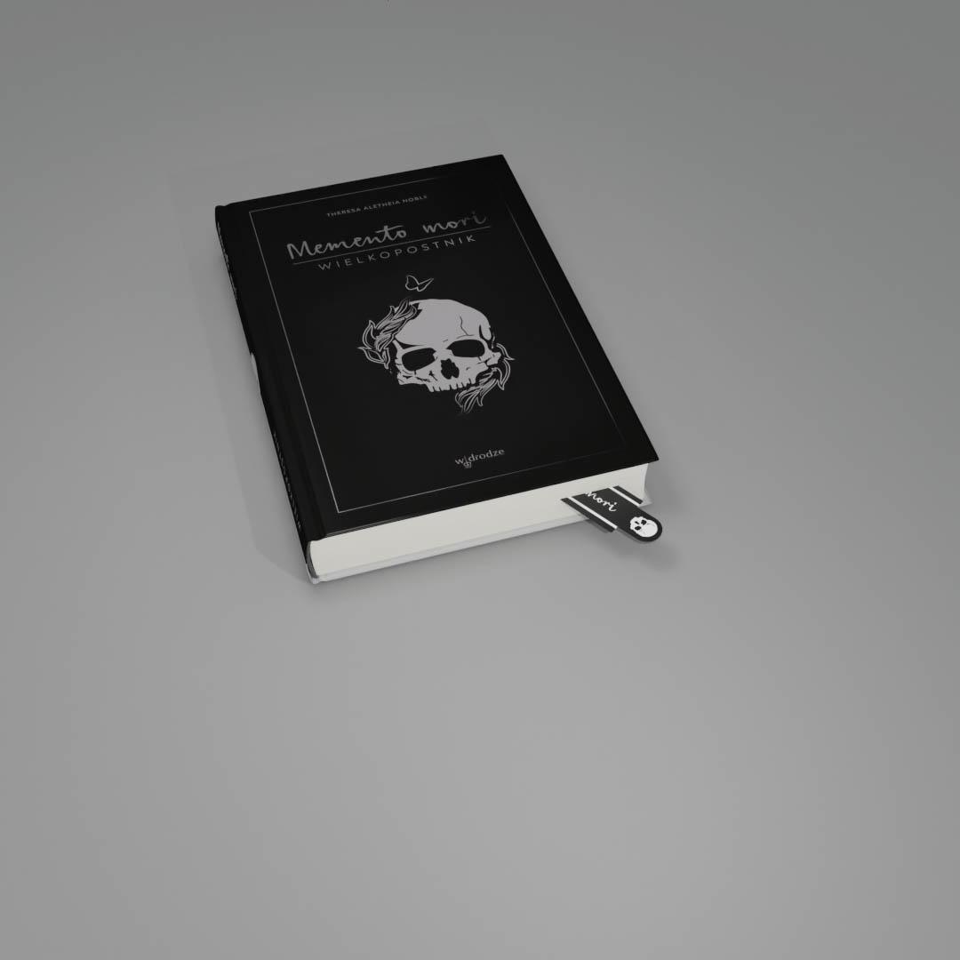 Memento mori + zakładka