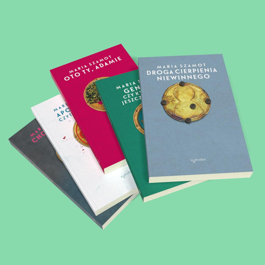 Wszystkie książki Marii Szamot