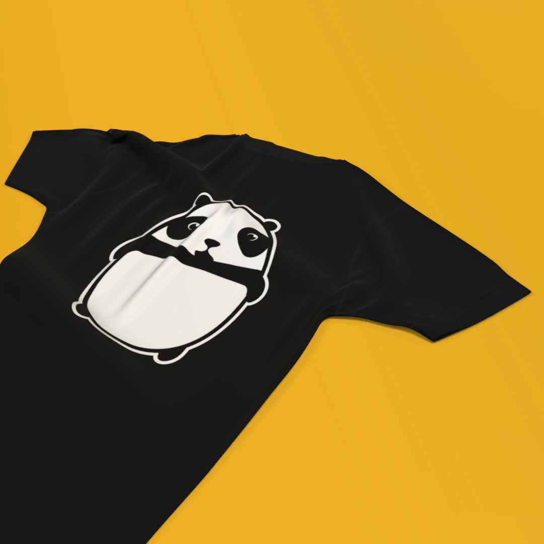 Panda: Koszulka