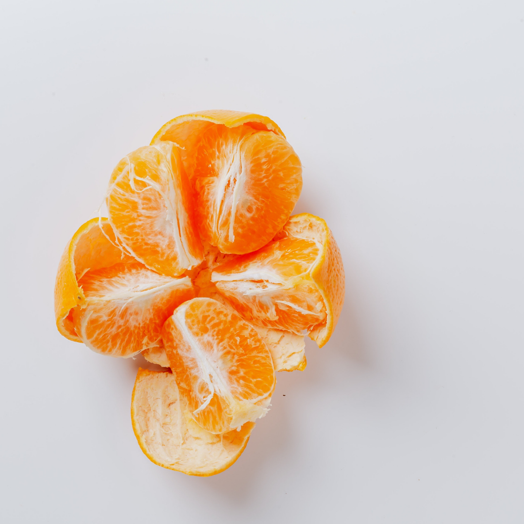 Dominik, Słowo i zapach pomarańczy