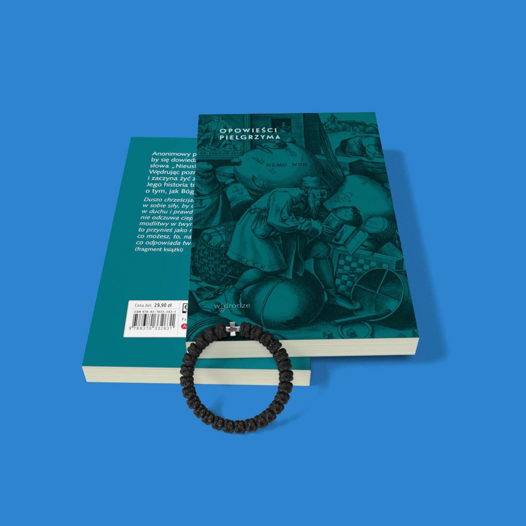 Opowieści pielgrzyma z ręcznie plecionym sznurem modlitewnym – czotką!