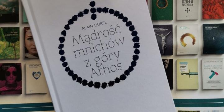 """""""Mądrość mnichów z góry Athos"""" w mediach"""