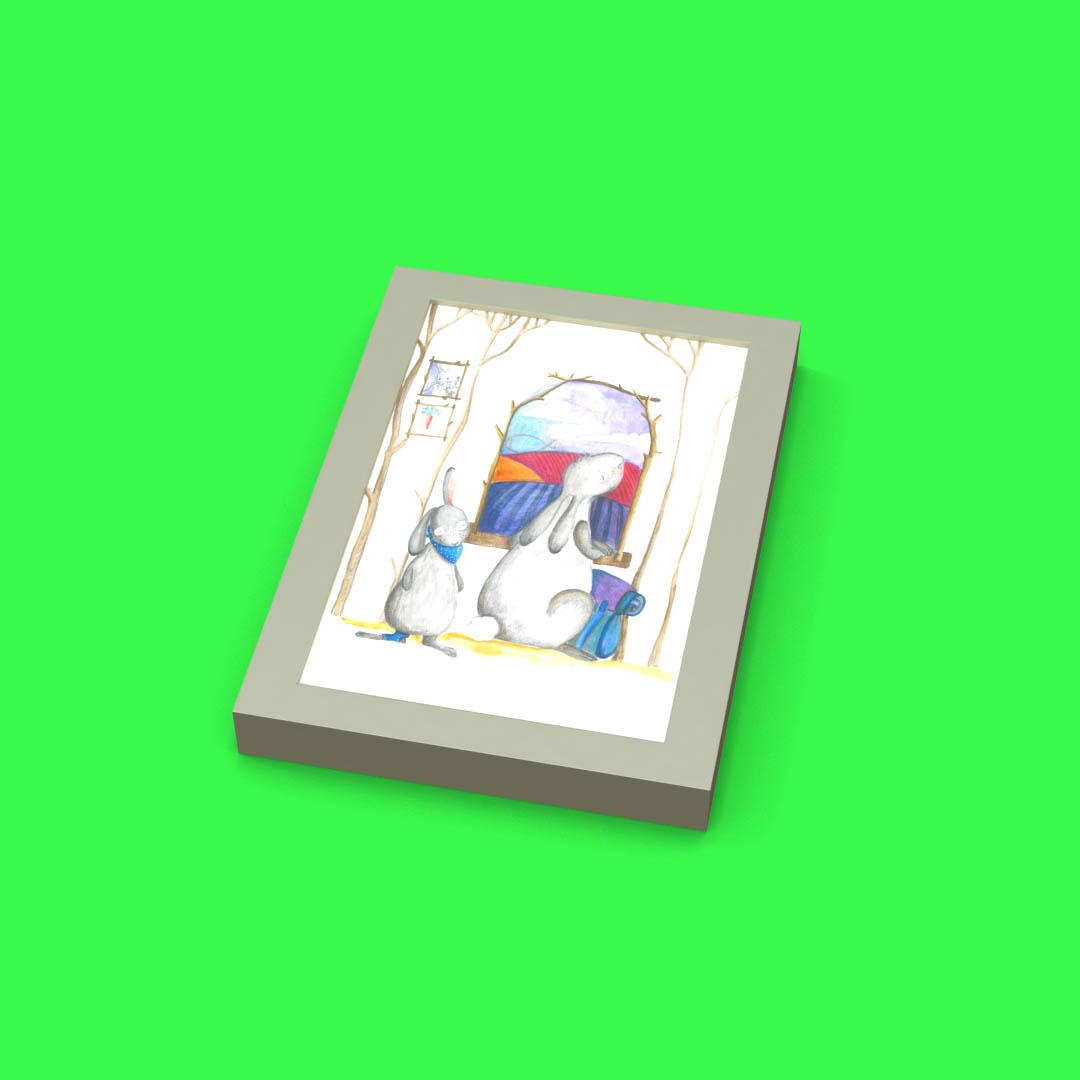 Ramka Ribba + ilustracja nr.15