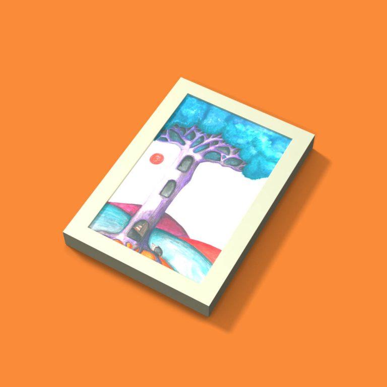 Ramka Ribba + ilustracja nr.9