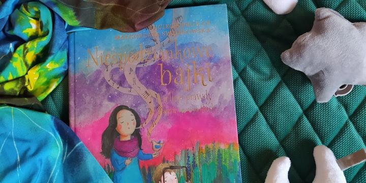 """Kreatywny Rodzic o książce """"Niespodziankowe bajki"""""""