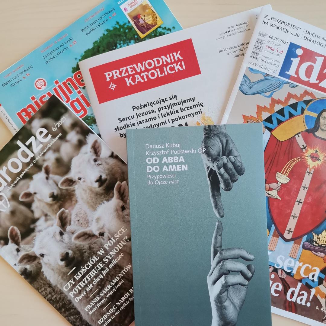 """""""Od Abba do Amen"""" w mediach"""