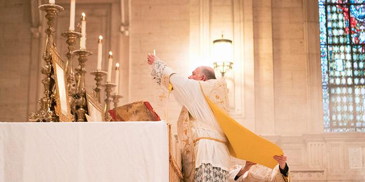 Co zrobił papież?