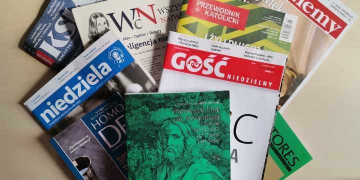 """""""Pierwszy List do Koryntian"""" w mediach"""