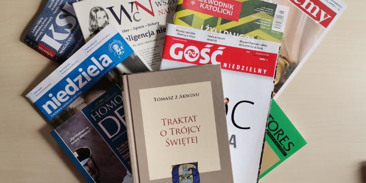"""""""Traktat o Trójcy Świętej"""" w mediach"""