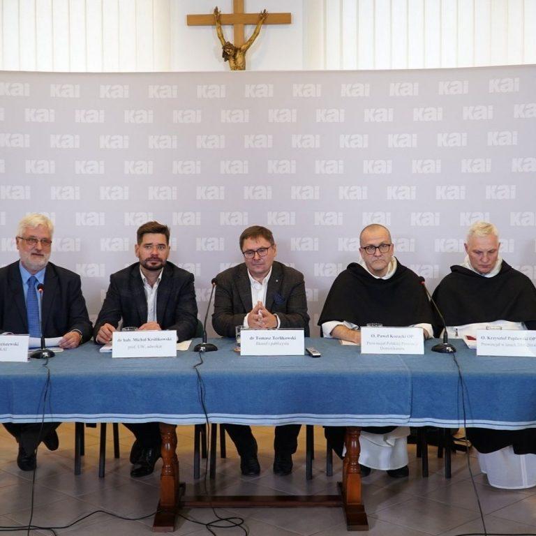 Komisja opublikowała raport w sprawie dominikanina Pawła M.